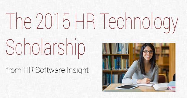 HR Technology Scholarship