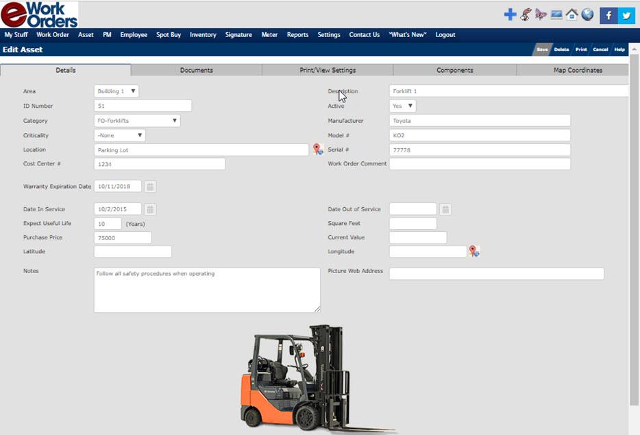 Info. Professionals Screenshot 2
