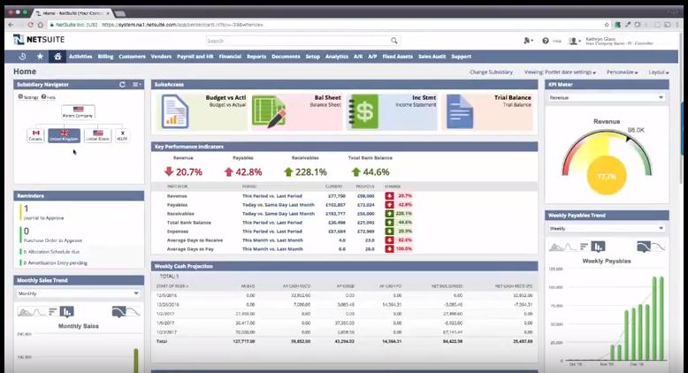 Oracle Screenshot 1